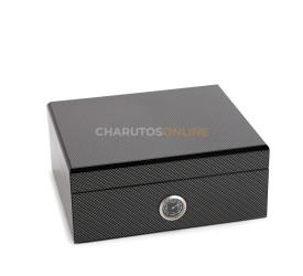 Umidor para 55 Charutos - Fibra de Carbono
