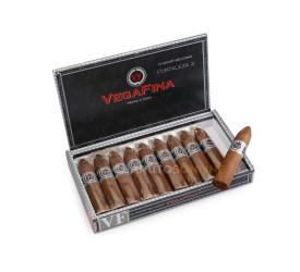 Charuto Vegafina Fortaleza 2 Short Belicoso - Caixa com 10