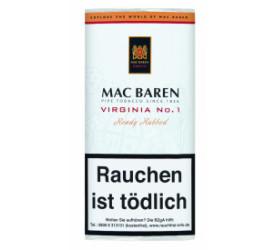 Fumo para Cachimbo Mac Baren Virginia No. 1 - Pacote (50g)
