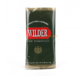 Fumo para Cachimbo Wilder Verde Menta - Pacote (45g)